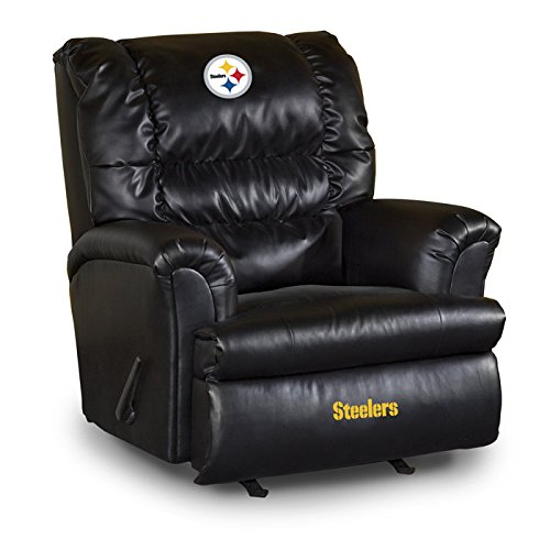 Recliner Chair And Stool 7124