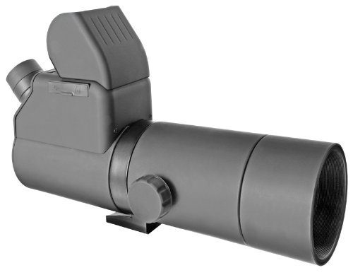 Bresser 4335000 Lcd Spotter 15 X 60 Spotting Scope 3.0 Mp (Black)