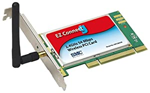 SMC Networks SMC2802W EZ Connect g Wireless PCI Card (54 Mbps)
