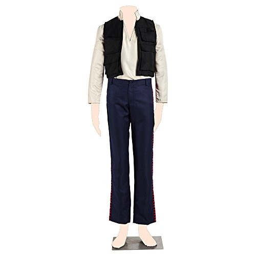 Star  (Kids Han Solo Costumes)
