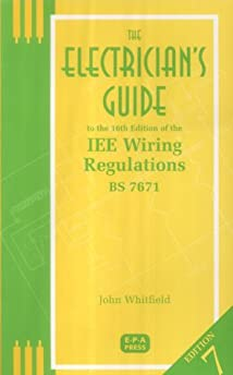 electrician s guide to iee wiring regulations 7th edition 17th edition wiring regulations book pdf iee wiring regulations book