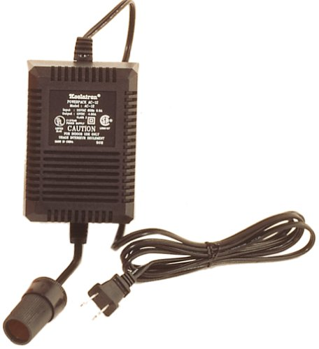 Buy Discount Koolatron Multi-Purpose Adapter 110AC to 12 Volts DC ( Model AC-16)