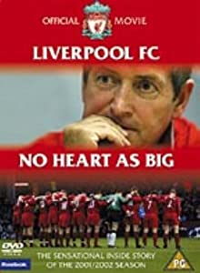 Liverpool Fc No Heart As Big Dvd from Warner