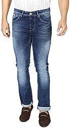 Killer Men'S Slim Fit Jeans (9145. Elvis Skft Fldbl_36, Blue, 36)