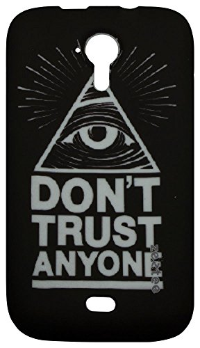 Zeztee Printed Soft TPU Mobile Back Cover for Micromax Canvas HD A116 ZT0034  available at amazon for Rs.169