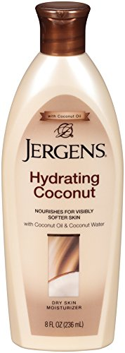Jergens Hydrating Coconut Lotion, 8 Ounce