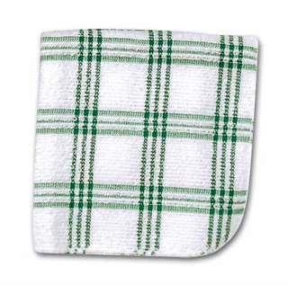 Basic Kitchen Dish Cloth HUNTER GREEN