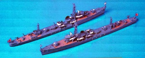 Skywave 1/700 IJN Torpedo Boat Kiji 2 Model Kit