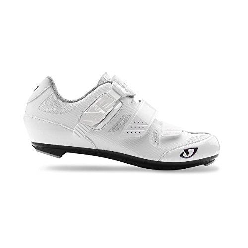 Giro Solara II Shoes - Women's White, 41.0 (Giro Cycle Shoes Womens compare prices)