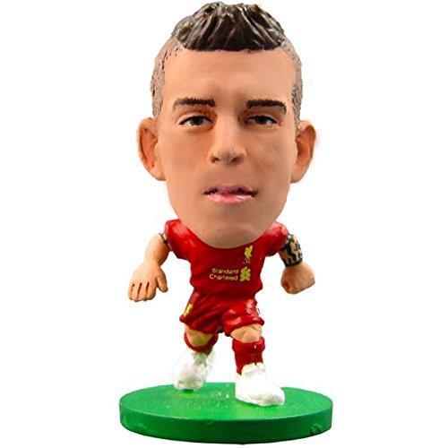 Liverpool F.C. Soccerstarz Daniel Agger Home Kit Figure
