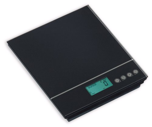Maison à vivre EK5250-10/5KG Balance 5 Kg Touch Button Noire