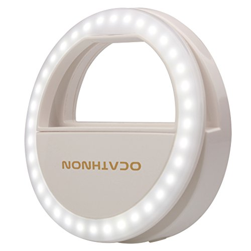 Ocathnon-OC-SP00242-Selfie-Ring-Light-for-Most-IOS-Android-BlackBerry-Windows-Smartphones
