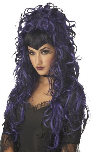 Eye-Catching Evilene Womens Costume Wig