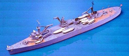 1/700 日本海軍 工作艦 明石 W37
