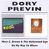 Mary C. Brown & The Hollywood Sign/On My Way To Where Dory Previn