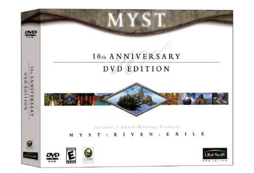 Myst 10th Anniversary DVD Edition - PC MacB0000AFX1Z