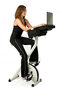 FitDesk Semi-Recumbent Pedal Desk by FitDesk