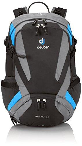 Deuter-Herren-Wanderrucksack-Futura-22-Black-Titan-50-x-31-x-20-cm-22-Liter-3420474900