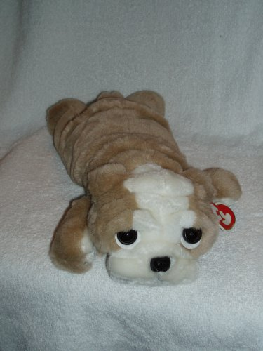 TY Classic Plush - CHURCHILL the Dog