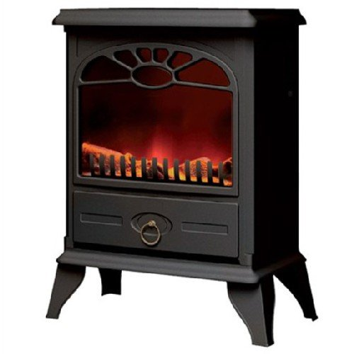 Warmlite WL46004 Log Effect Stove Fire