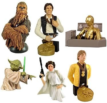 Star Wars Bust-Ups Series 1 12-Pack - Buy Star Wars Bust-Ups Series 1 12-Pack - Purchase Star Wars Bust-Ups Series 1 12-Pack (Gentle Giant, Toys & Games,Categories,Action Figures,Statues Maquettes & Busts)
