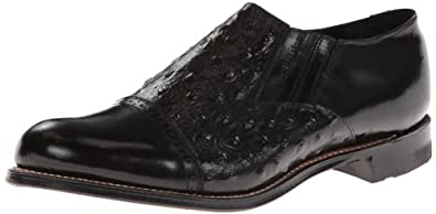 Stacy Adams Men's Madison Slip-On Loafer,Black,7 D US