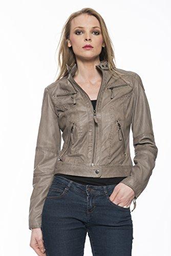 Oakwood - Hello - Damen Blouson Jacke 60135 - Grau