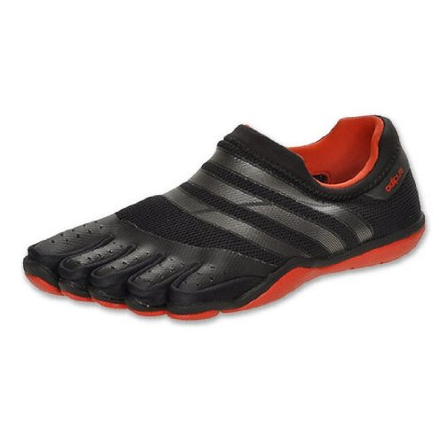 1a6227b8cf4aa5 The Features Adidas Men s adiPure Trainer Barefoot Shoe G61027 Black Neon  Iron Metallic Core Energy size 9 5 -