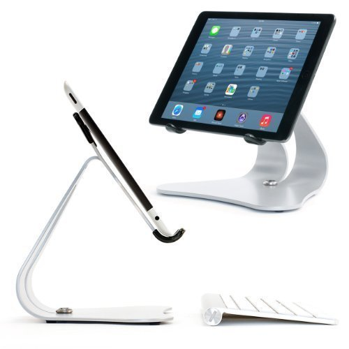 Thought Out Stabile 2 0 Ipad Stand Silver Ipad Dock Reviews