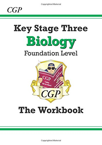 KS3 Biology Workbook (with Online Edition) - Foundation