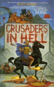 CRUSADERS IN HELL (Heroes in Hell Series) by Janet Morris
