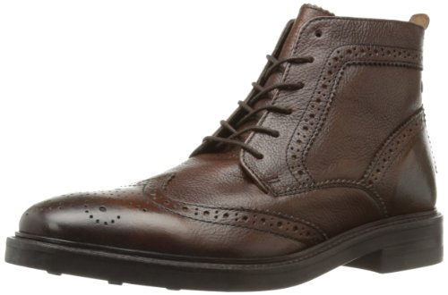Base London Brocket, Scarpe stringate uomo, Marrone (Marron (Brown Grain)), 40
