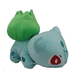 New Pokemon Bulbasaur/fushigidane 12\'\' Soft Plush Stuffed Doll Toy