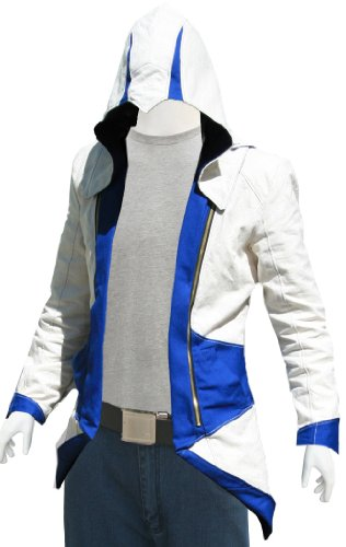 Xport Design's Assasin's Creed Cosplay Leather Jacket : Kenway