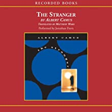 The Stranger (       UNABRIDGED) by Albert Camus Narrated by Jonathan Davis