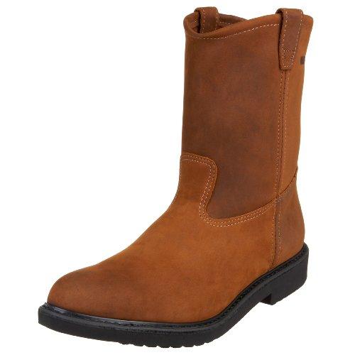 Wolverine Men's Durashock Wellington Boot,Brown Well,6 D US