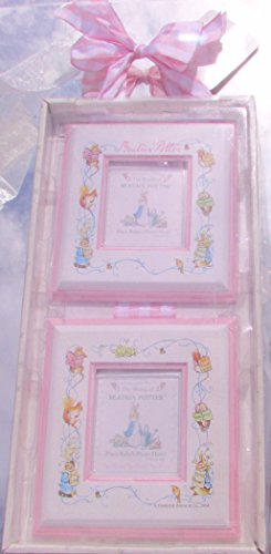 Beatrix Potter Two Hanging Baby Frames - 1