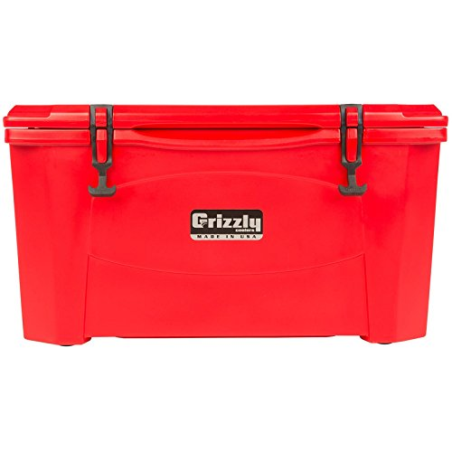 Grizzly 60 quart Red/Cooler (Grizzly 60 Cooler compare prices)