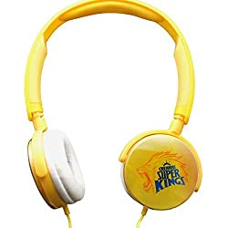 Cognetix Chennai Super Kings DIY Headphone - CX311-Y