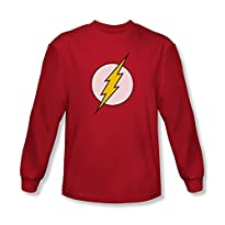 The Flash Logo Long Sleeve T-Shirt