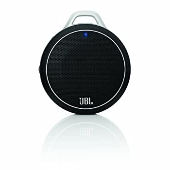 The JBL Micro Wireless is the first ultra-portable speaker featuring a Li-ion (lithium ion) rechargeable battery, a built-in bass port and a wireless Bluetooth connection. With a 1-5/8-inch (40mm) driver and an acoustic volume of 100cc, it delivers l...