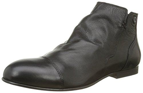 NoBrandFrancis - Stivali morbidi alla caviglia Uomo , Nero (Black (nero)), 44