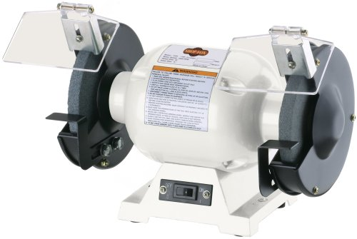 Shop Fox M1051 6-Inch Bench Grinder