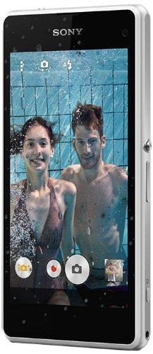 Sony Xperia Z1 Compact D5503 (White ホワイト 白)SIMフリー 海外携帯 並行輸入品