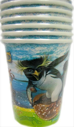 Surf's Up Paper Cups (8ct)