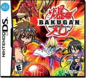 Bakugan Battle Brawlers (Nintendo DS)