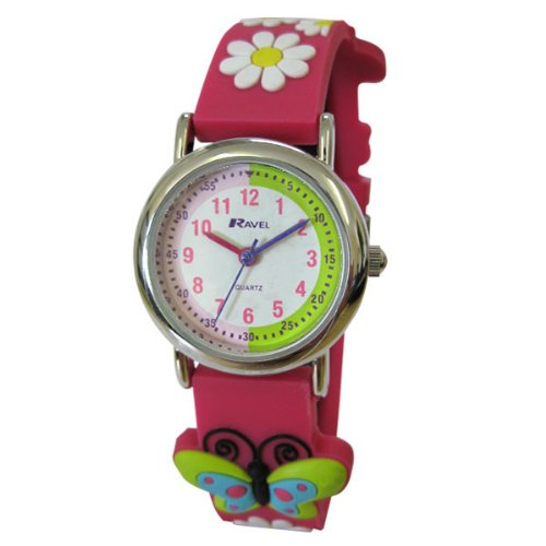 ravel-childrens-3d-butterflies-dasies-easy-read-watch-r151350