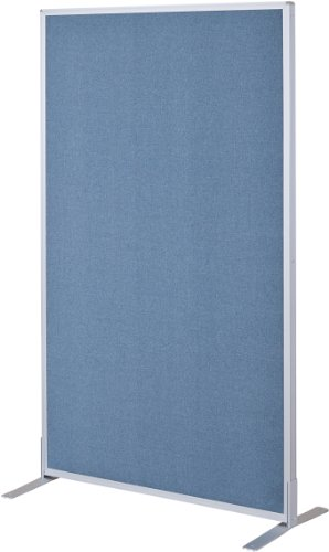 Best-Rite 72 x 60 Inch Standard Modular Divider Panel, Blue Fabric Panel, (66220-87) (Modular Office compare prices)