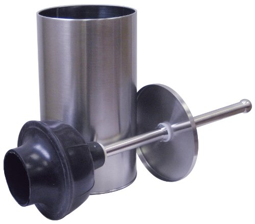 Cobra Products 500 Stainless Steel Plunger Caddy