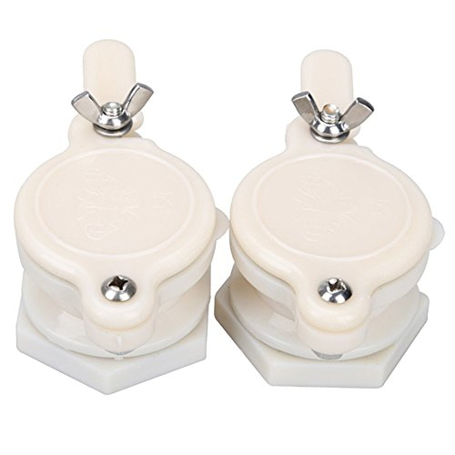 Ascend Tools® Nylon Honey Gate Valve Honey Extractor Honey Tap Pack of 2 (Honey Gate Valve compare prices)